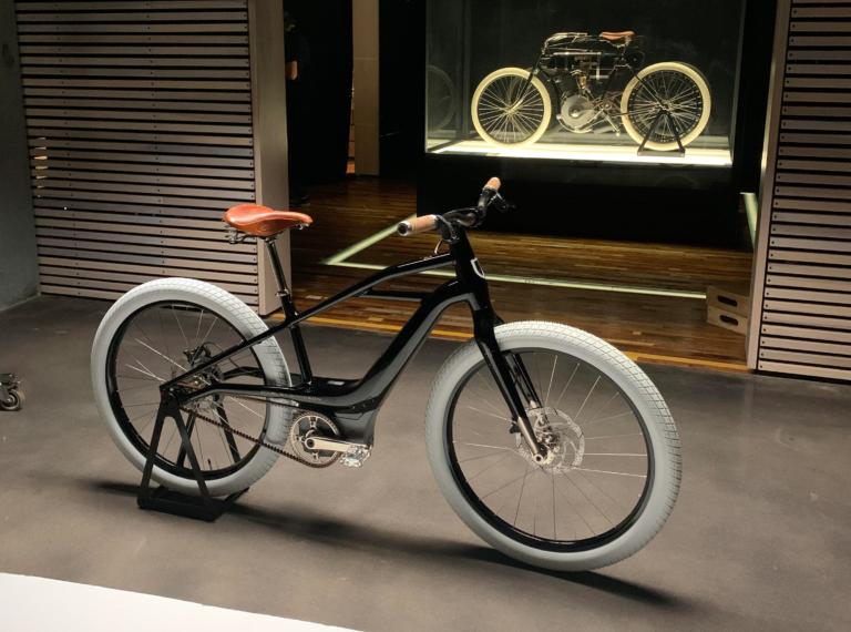 Harley Davidson Elektrikli Bisiklet