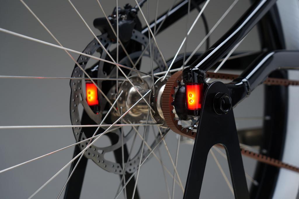Serial 1 Elektrikli Bisiklet