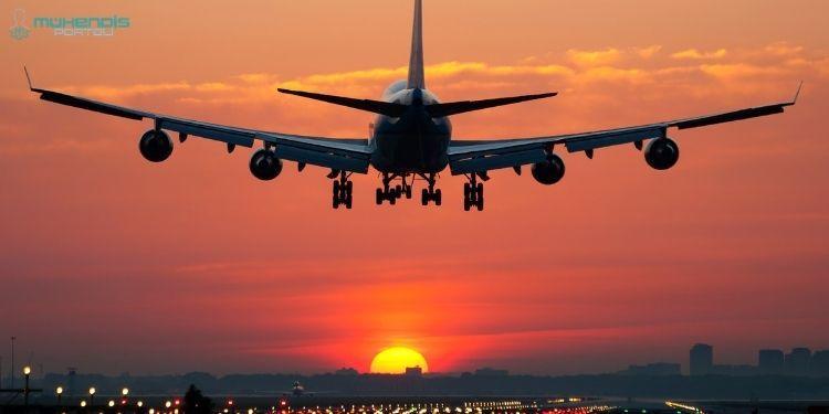 Uçak Görseli