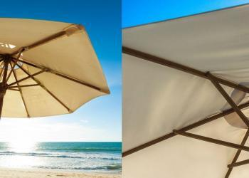 Elektrik Üreten Güneş Şemsiyeleri