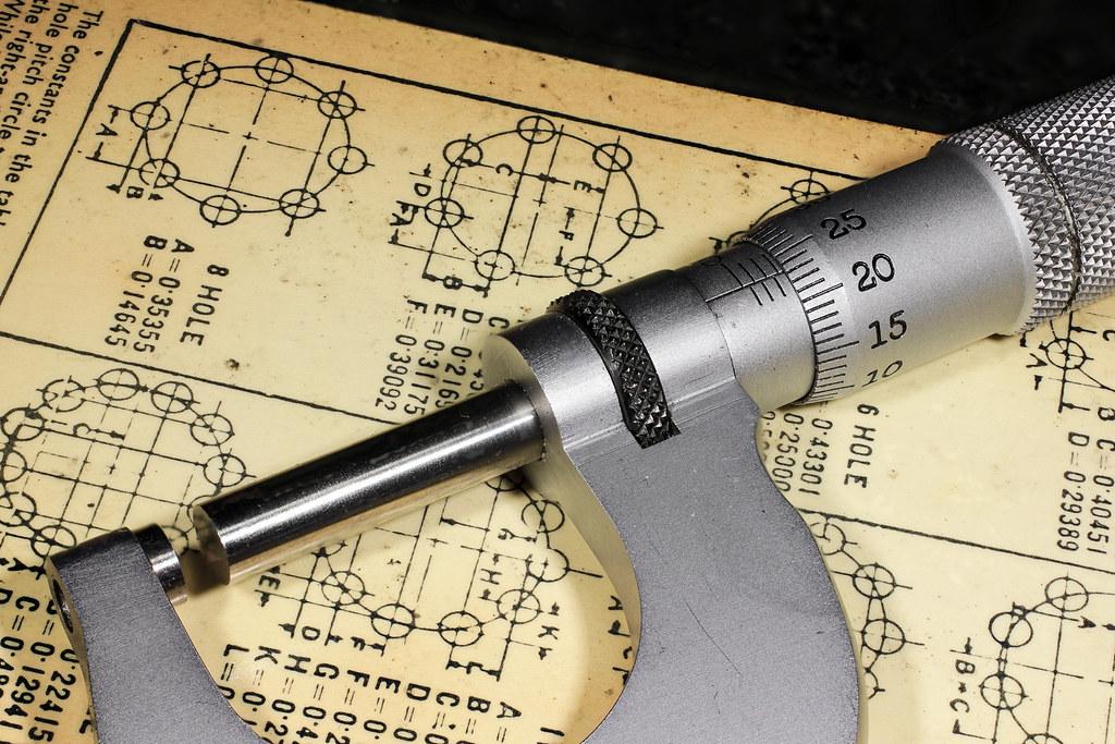 Mikrometre Görseli