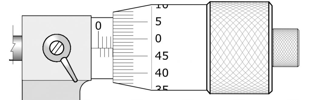 Mikrometre Örneği 3