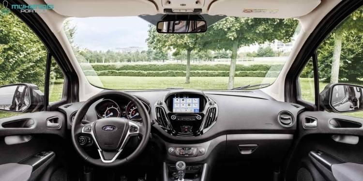Ford Tourneo Courier Güvenlik